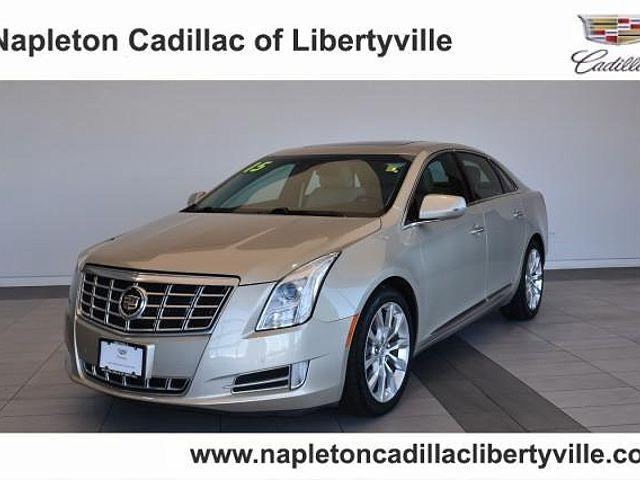 2015 Cadillac XTS Luxury for sale in Libertyville, IL