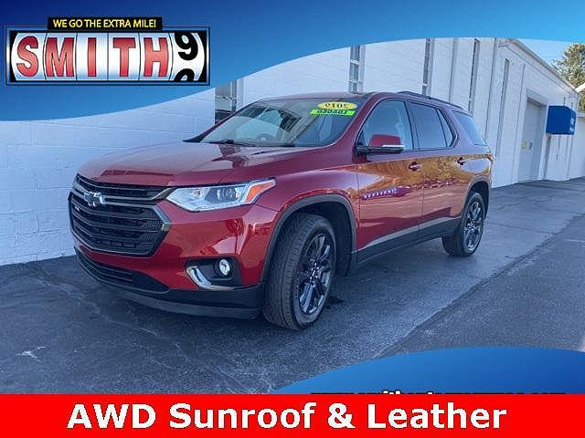 2019 Chevrolet Traverse RS for sale in Lowell, IN