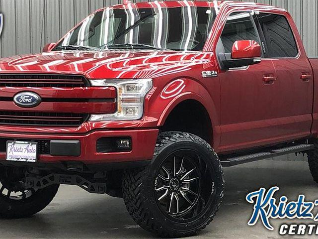 2018 Ford F-150 LARIAT for sale in Frederick, MD