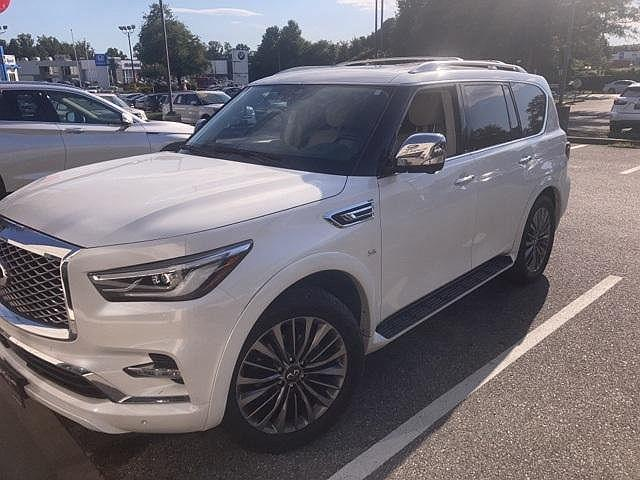 2019 INFINITI QX80 LUXE for sale in Silver Spring, MD