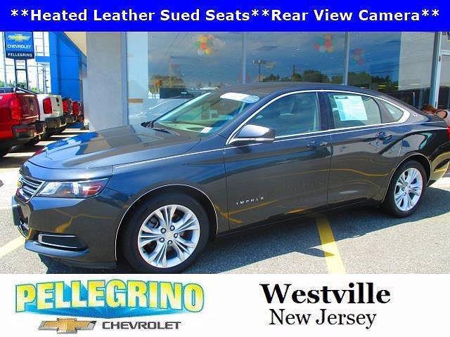 2014 Chevrolet Impala LT for sale in Westville, NJ