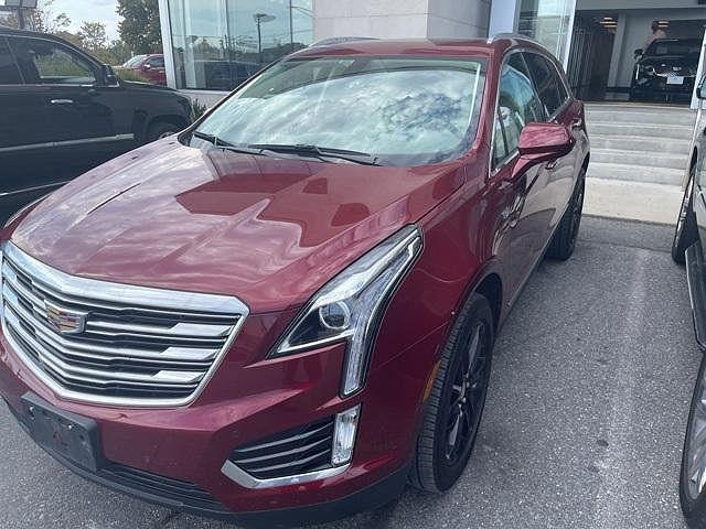2017 Cadillac XT5 Luxury AWD for sale in Bethesda, MD