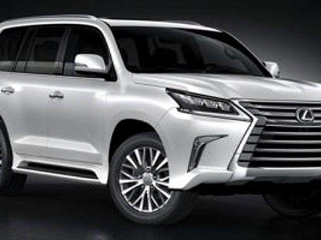 2017 Lexus LX LX 570 for sale in Spring, TX