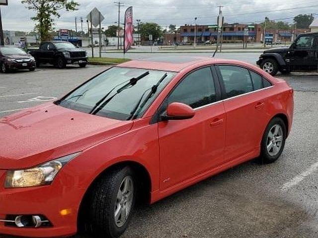 2014 Chevrolet Cruze 1LT for sale in Glen Burnie, MD