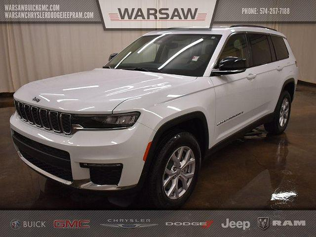 2021 Jeep Grand Cherokee Limited for sale in Warsaw, IN