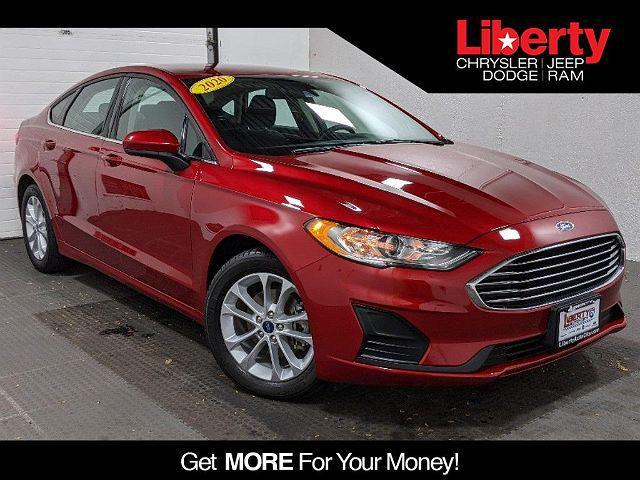 2020 Ford Fusion SE for sale in Libertyville, IL