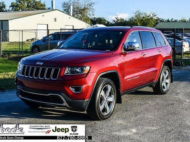 2015 Jeep Grand Cherokee Limited for sale in Palatka, FL