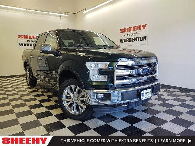 2016 Ford F-150 King Ranch for sale in Warrenton, VA