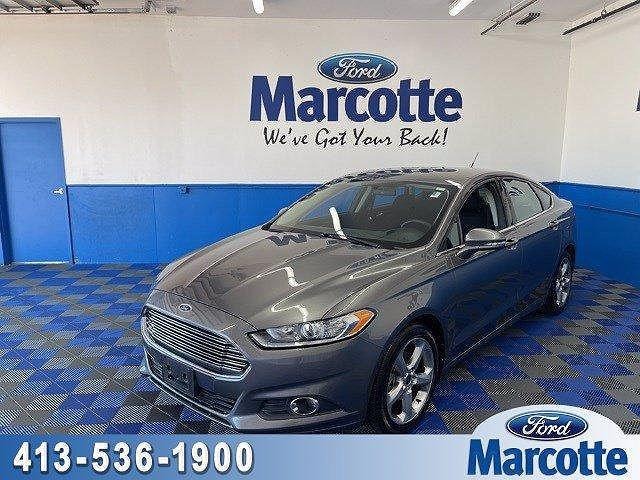 2014 Ford Fusion SE for sale in Holyoke, MA
