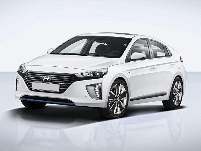 2019 Hyundai Ioniq Hybrid Blue for sale in Temecula, CA
