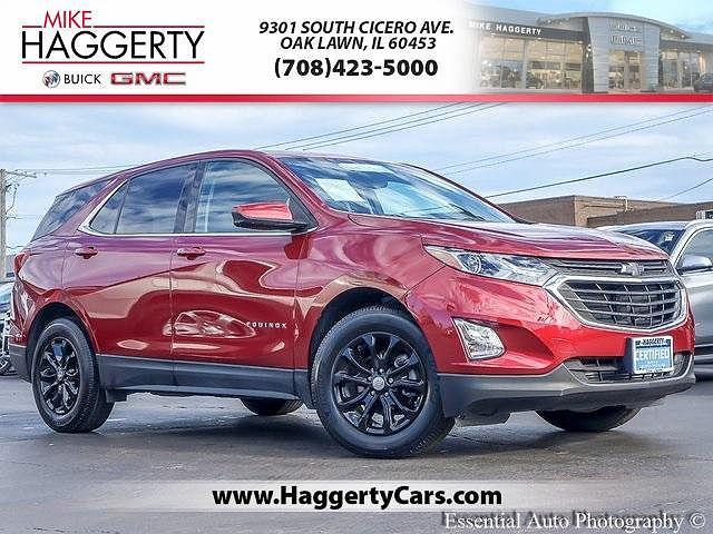 2018 Chevrolet Equinox LT for sale in Oak Lawn, IL