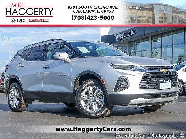 2019 Chevrolet Blazer FWD 4dr for sale in Oak Lawn, IL