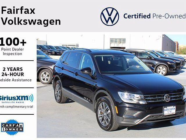 2020 Volkswagen Tiguan SE for sale in Fairfax, VA
