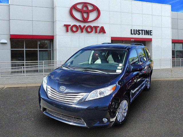 2015 Toyota Sienna XLE for sale in Woodbridge, VA
