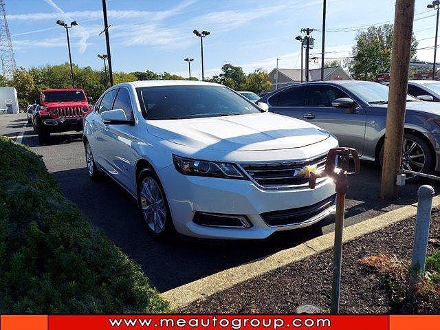 2017 Chevrolet Impala LT for sale in Mount Ephraim, NJ