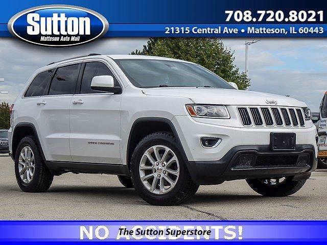 2014 Jeep Grand Cherokee Laredo for sale in Matteson, IL