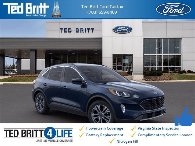2021 Ford Escape SEL Hybrid for sale in Fairfax, VA