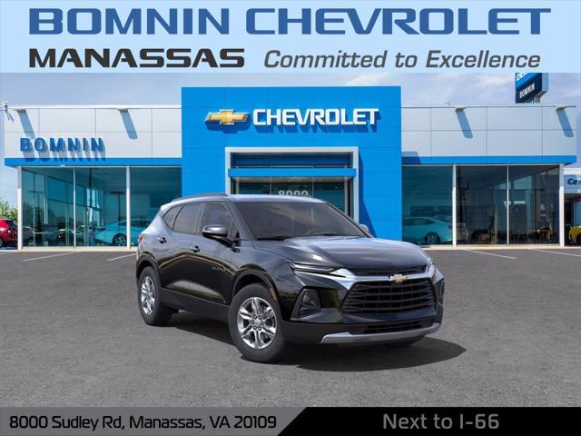 2021 Chevrolet Blazer LT for sale in Manassas, VA