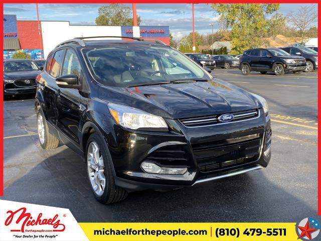 2015 Ford Escape Titanium for sale in Fort Gratiot Township, MI