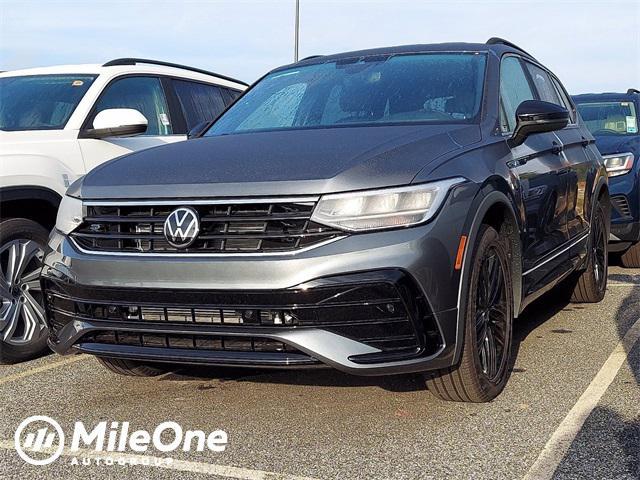 2022 Volkswagen Tiguan SE R-Line Black for sale in Owings Mills, MD