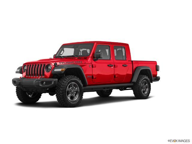 2021 Jeep Gladiator Rubicon for sale in Bourbonnais, IL