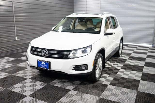 2016 Volkswagen Tiguan SE for sale in Sykesville, MD