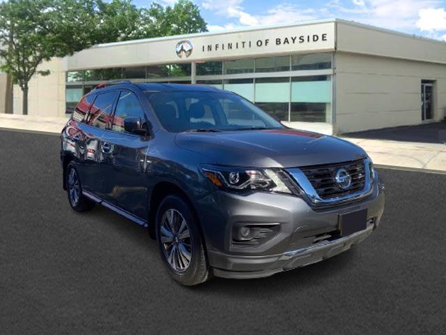 2019 Nissan Pathfinder S [23]