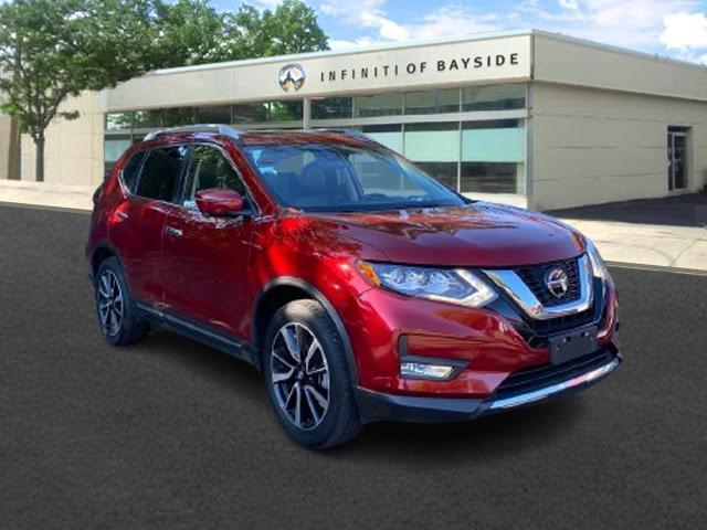 2019 Nissan Rogue SL [6]