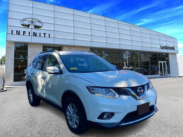 2016 Nissan Rogue SV [4]