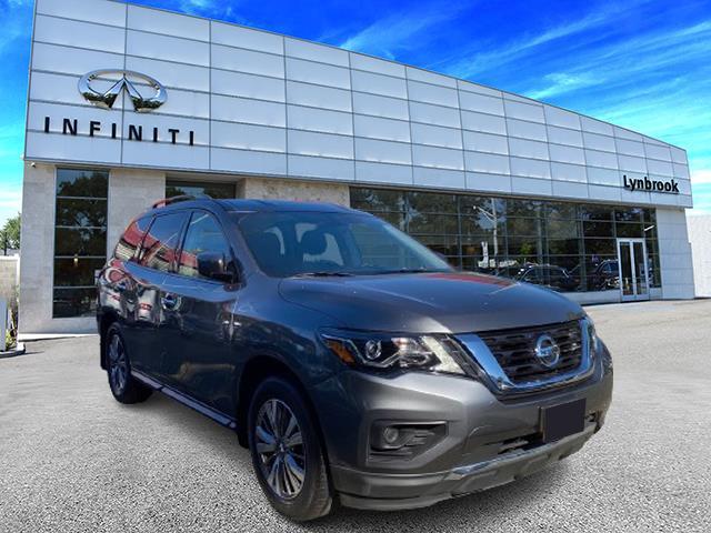 2019 Nissan Pathfinder S [5]