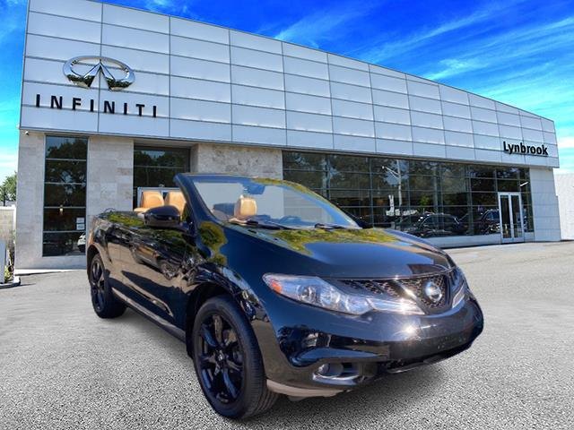 2014 Nissan Murano CrossCabriolet AWD 2dr Convertible [20]
