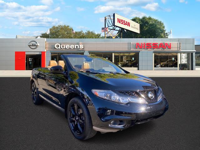 2014 Nissan Murano CrossCabriolet AWD 2dr Convertible [16]