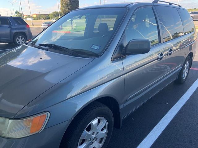 2002 Honda Odyssey EX for sale in Round Rock, TX