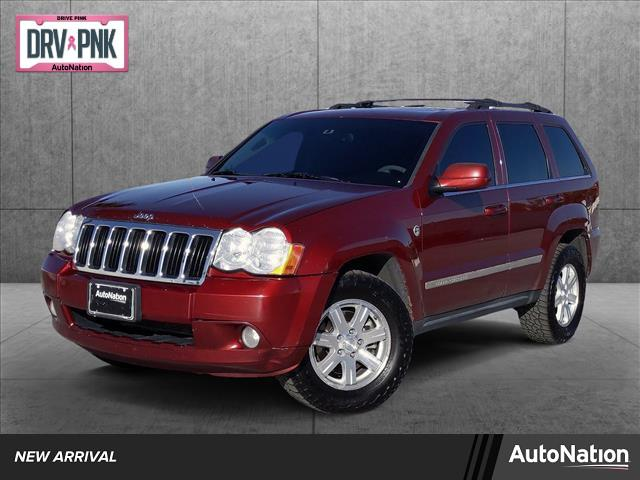 2008 Jeep Grand Cherokee Limited for sale in Costa Mesa, CA