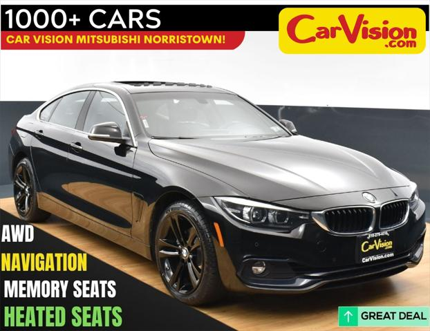 2018 BMW 4 Series 430i xDrive for sale in Norristown, PA