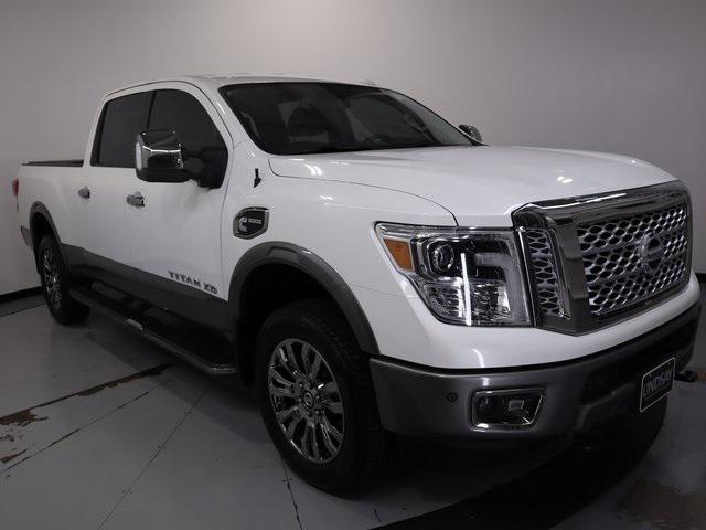 2018 Nissan Titan XD Platinum Reserve for sale in Manassas, VA