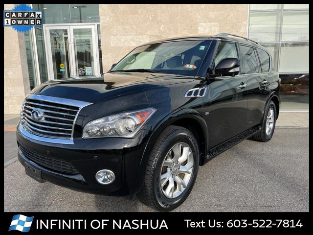 2014 INFINITI QX80 4WD 4dr for sale in Nashua, NH
