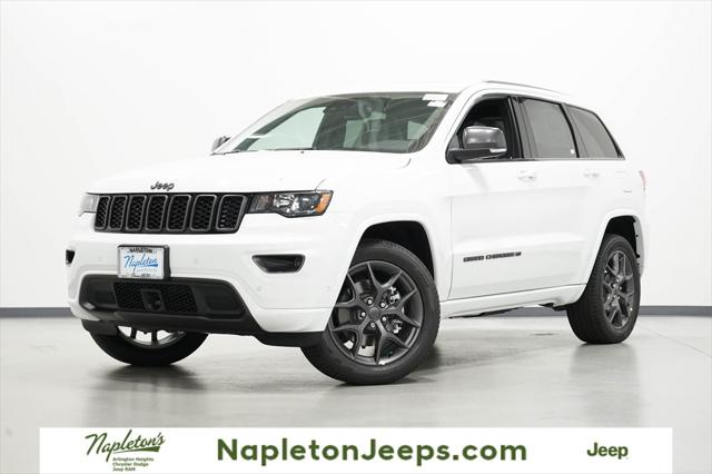 2021 Jeep Grand Cherokee 80th Anniversary for sale in Arlington Heights, IL