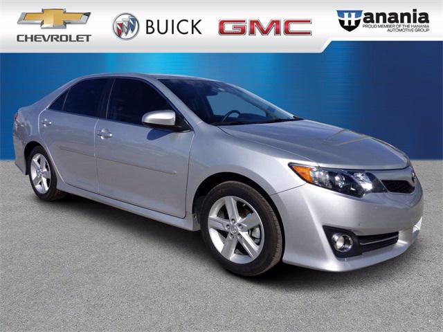 2014 Toyota Camry SE for sale in St Augustine, FL