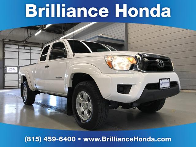 2014 Toyota Tacoma 4WD Access Cab I4 AT (Natl) for sale in Crystal Lake, IL