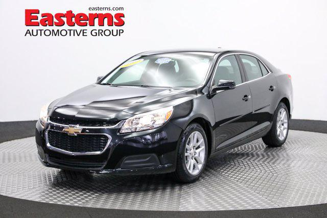 2015 Chevrolet Malibu LT for sale in Temple Hills, MD