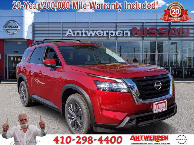 2022 Nissan Pathfinder SV for sale in Baltimore, MD