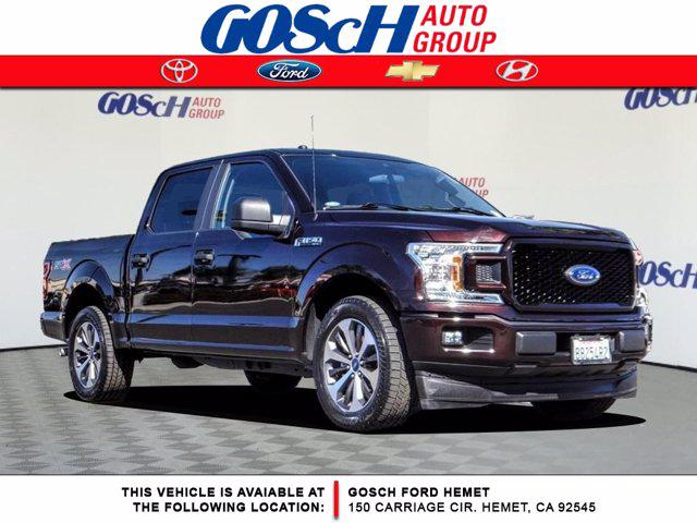 2019 Ford F-150 XL for sale in Hemet, CA