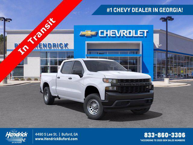 2021 Chevrolet Silverado 1500 Work Truck for sale in Buford, GA