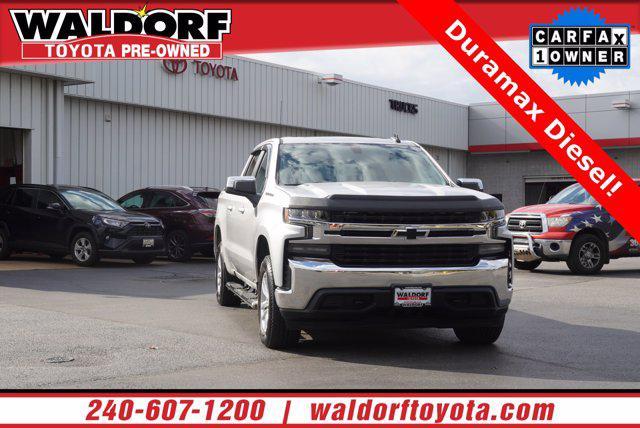 2020 Chevrolet Silverado 1500 LT for sale in Waldorf, MD
