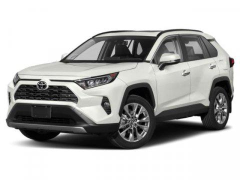 2021 Toyota RAV4 Limited for sale in Holiday, FL
