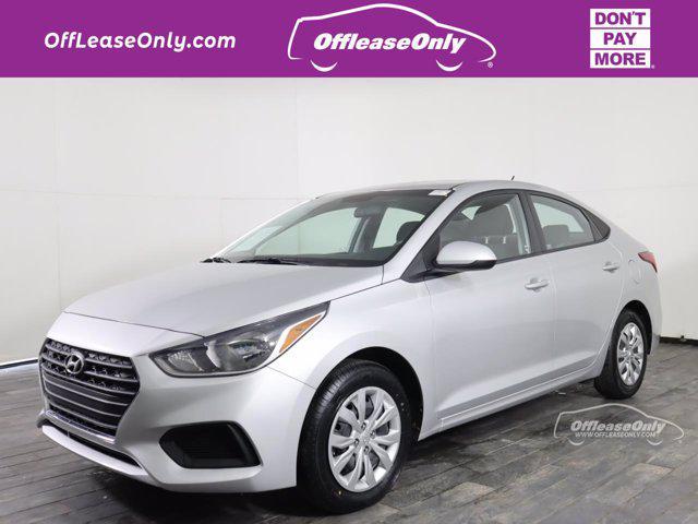 2018 Hyundai Accent SE for sale in Miami, FL