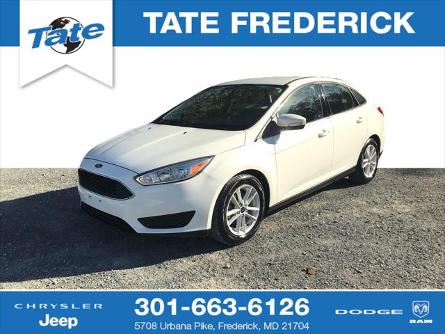 2017 Ford Focus SE for sale in Frederick, MD