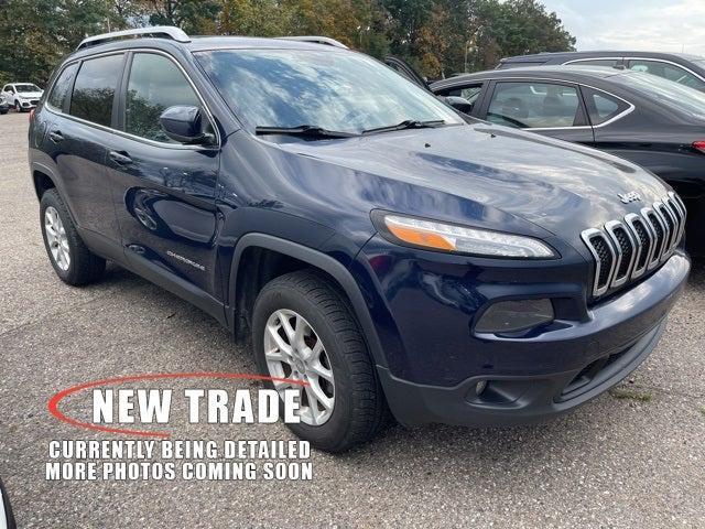 2014 Jeep Cherokee Latitude for sale in Grand Blanc, MI