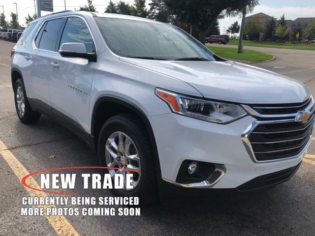 2019 Chevrolet Traverse LT Cloth for sale in Grand Blanc, MI